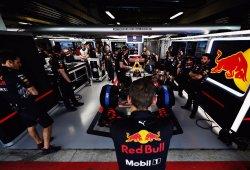 Red Bull se consuela con el quinto puesto de Ricciardo