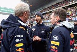 Red Bull cree en su apuesta aerodinámica y fija la segunda mitad de año como objetivo