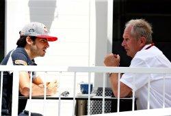 Si Sainz recibe oferta de un equipo grande, Red Bull le dejará marchar