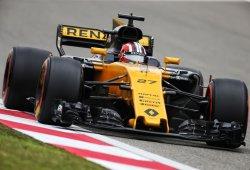 Hülkenberg muestra el potencial de Renault