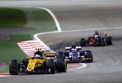 El Renault pierde efectividad en condiciones de carrera