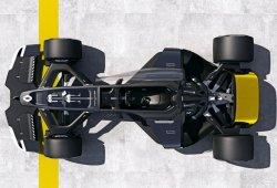 Renault R.S. 2027 concept: la visión de una futura Fórmula 1 según Renault