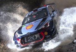 El sí y el no del cuarto i20 WRC Coupé para Mikkelsen