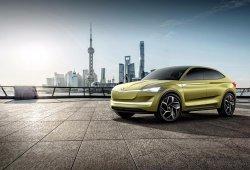 Skoda Vision E Concept: el SUV eléctrico y autónomo de la marca checa ya es oficial