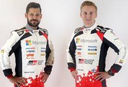 El tercer Toyota Yaris WRC es para Esapekka Lappi