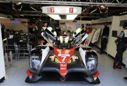 Toyota manda, Porsche no da pistas y los LMP2 vuelan bajo