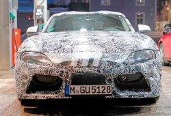 Toyota Supra 2018: probando a fondo en Nürburgring