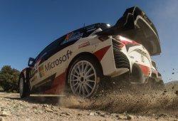 El Toyota Yaris WRC se enfrenta al Rally de Argentina