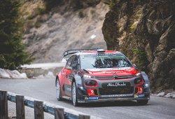 Tres Citroën C3 WRC para asaltar el Tour de Corse