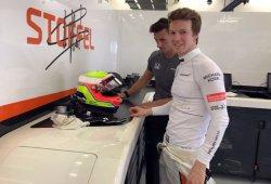 """Turvey: """"El simulador es muy bueno, Button podrá prepararse para Mónaco"""""""