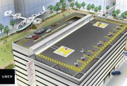 Uber Elevate: el nuevo servicio de taxis voladores de Uber arrancará en 2020