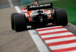 """Vandoorne: """"El McLaren es más rápido que el Williams en curva"""""""