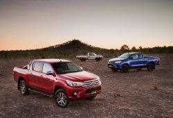 Australia - Marzo 2017: Tres pickups en el Top 5