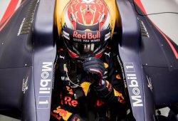 """Verstappen: """"Espero que se sigan utilizando motores de gasolina"""""""