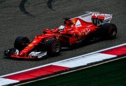 """Vettel admite haberse """"acobardado"""" en la última curva de la Q3"""