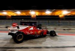 """Vettel, enamorado del SF70-H: """"Siempre es un placer conducirlo"""""""