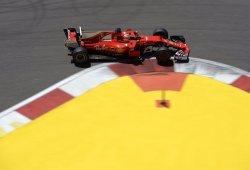 Vettel lidera el memorable doblete de Ferrari