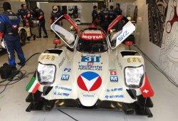 Los nuevos LMP2 brillan con luz propia en Silverstone