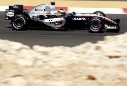 [Vídeo] GP Bahrein 2005: De la Rosa, desencadenado