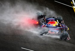 [Vídeo] GP China 2009: Vettel le da alas a Red Bull