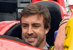 [Vídeo] Resumen de la visita de Alonso a la IndyCar en Alabama