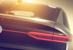 Primer anticipo del nuevo Volkswagen I.D. Concept que será presentado en Shanghái