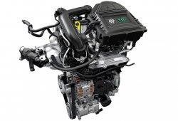 Volkswagen detalla su nuevo motor 1.0 TGI de 90 CV que puede usar GNC o gasolina