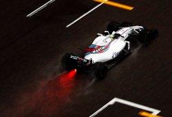 Stroll fuera de carrera y Massa desaparecido en un mal día de Williams