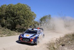 Neuville gana el Rally de Argentina por siete décimas