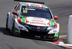 Tiago Monteiro gana la 'Main Race' del WTCC en Marrakech