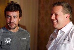 """Brown sobre la Indy 500: """"Es una oportunidad increíble para el mundo del motor"""""""
