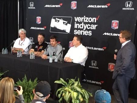 """Alonso: """"El reto definitivo para un piloto de F1 es la Indy 500"""""""
