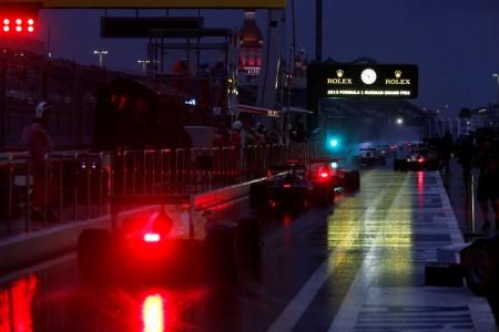 El gobierno ruso descarta que Sochi acoja Grandes Premios nocturnos