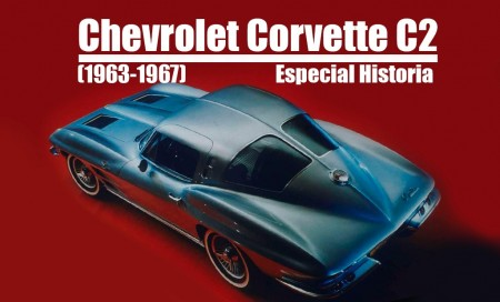 Chevrolet Corvette C2 Sting Ray (1963-1967)