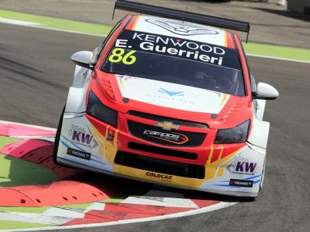 Esteban Guerrieri y Campos Racing vencen en Marrakech