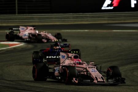 """Force India suma y sigue: """"Los domingos nunca nos rendimos"""""""