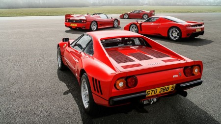 El Festival of Speed 2017 de Goodwood celebra este año el 70º aniversario de Ferrari