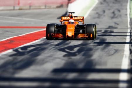 McLaren confirma una gran evolución para el GP de España