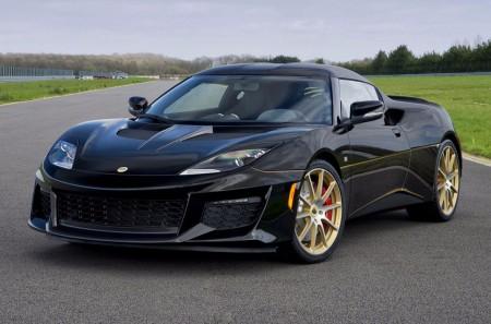 Lotus Evora Sport 410 GP Edition: un guiño al mundo de la Fórmula 1