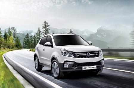 SsangYong Korando 2017: el renovado SUV ya tiene precios en España