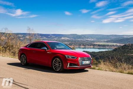 Prueba Audi S5 Coupé, el equilibrio sobre cuatro ruedas