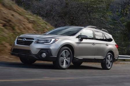 Subaru Outback 2018: el SUV japonés se renueva al otro lado del charco