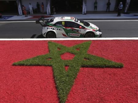 La primera pole del año en el WTCC es para Tiago Monteiro