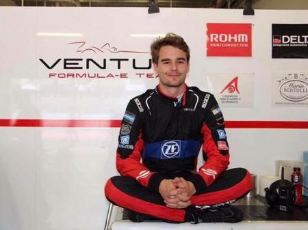 Tom Dillmann suplirá a Maro Engel en el ePrix de París