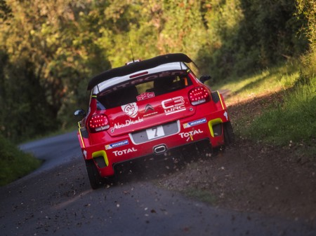 'Regreso al pasado' como inflexión del Citroën C3 WRC