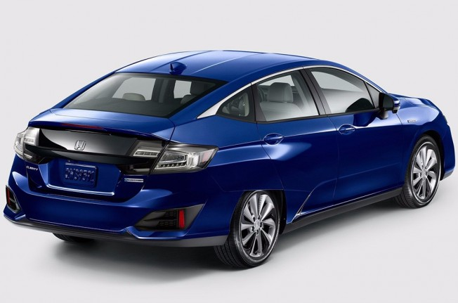 Honda Clarity Electric 2018