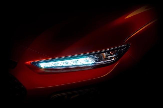 Hyundai Kona 2018 - teaser