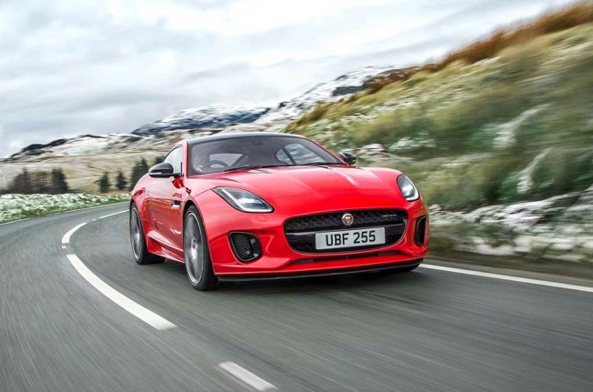 Jaguar F-Type 2.0 300 CV
