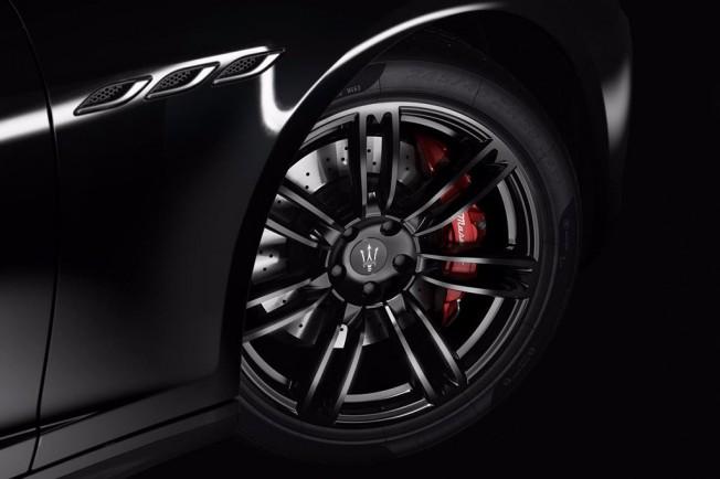 Maserati Ghibli Nerissimo Edition - llantas
