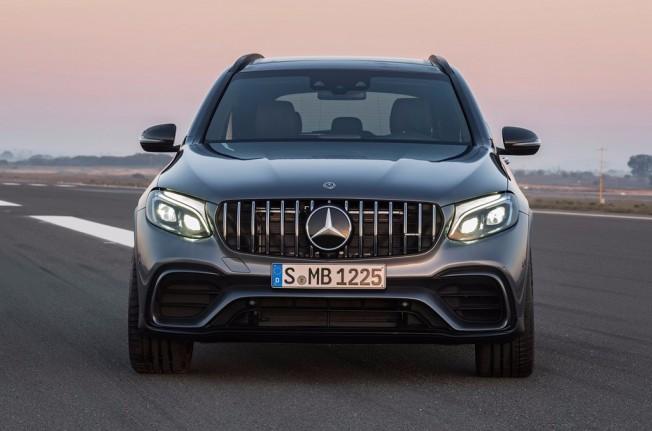 Mercedes-AMG GLC 63 S 4MATIC+ 2017